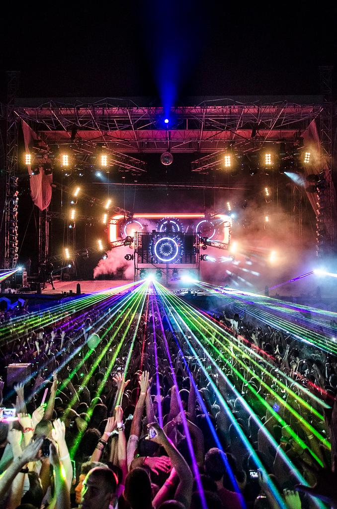 ExitFest Main Stage Credit Bernard Boto